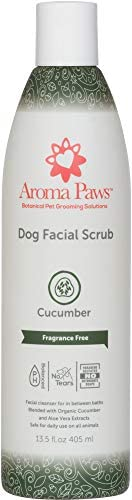 Aroma Paws Organic Dog Wash Cleansing Scrub Washes for Canine Ears Face Coat Paws Conditioning product image