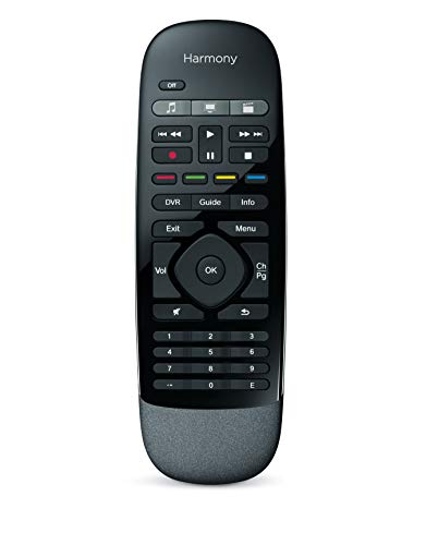 Our #6 Pick is the Logitech Harmony Elite Remote Control