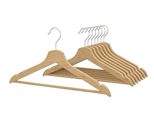 IKEA BUMERANG wooden hanger, natural (302.385.43) (natural)