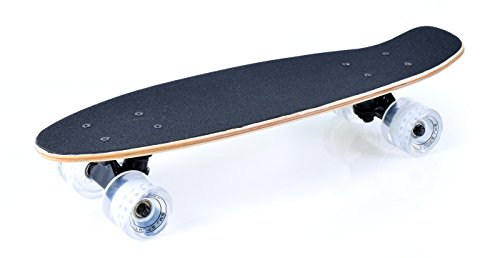 "SMJ sport Children's Skateboard Speed Board BS2206 B Skeleton Ramps and Panels, Brown, 22 ""x 6"""
