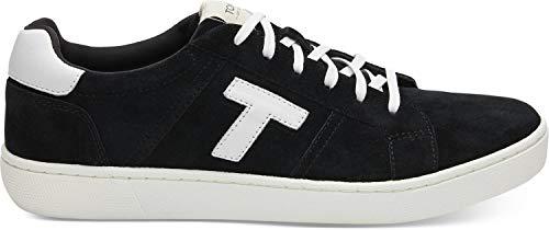 TOMS Men Leandro, Chaussures de Fitness Homme, Noir (Black 001), 38 2/3 EU