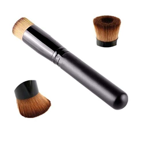 Fond de teint liquide polyvalent Blush Brush Foundation Brush Outil de maquillage cosmétique Concave Foundation Brush