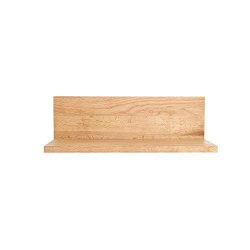 GY Houten Zwevende Planken, Wandmontage L-vormige Plank Boekenplank, Decoratie Slaapkamer, Woonkamer Open Haard Display Stand Hout Kleur, 3 Maten