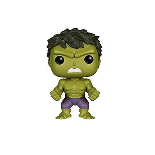 Pop Marvel Avengers Hulk 68 # Figura De Vinilo Figuras De Acción Colección Modelo Juguetes Regalo