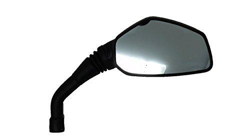 Refaccion- Espejo Derecho, Aplica para Motocicletas Bajaj Modelos Pulsar 200 NS, 200 AS