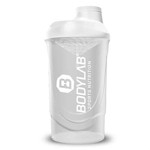 Bodylab24 Shaker 700 ml weiß
