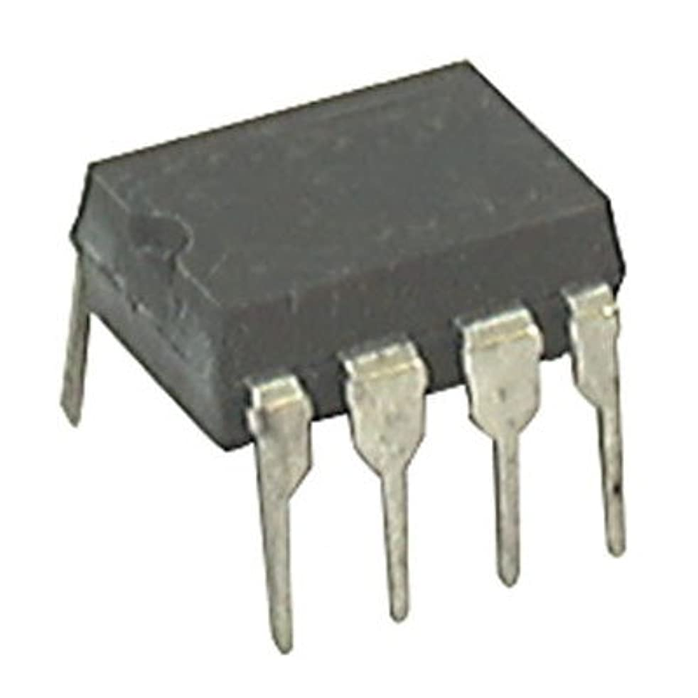 Major Brands LM392N Operational Amplifier and Voltage Comparator, MDIP Rail, 8-Pin, 6.35 mm W x 3.3 mm H x 9.27 mm L (Pack of 5)