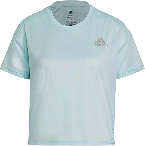 adidas Camiseta Marca Modelo P.Blue tee W
