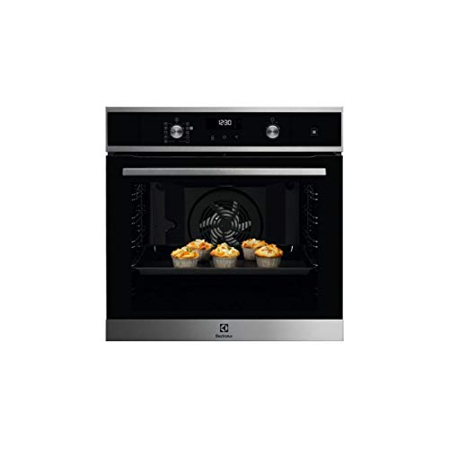 Electrolux - eod6p60x - Four intégrable 72l 60cm a+ pyrolyse inox steambake série 600 pro