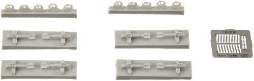 CMK NS016 - Bismarck Paravane, 8 stuks, met life ringen, 10 stuks