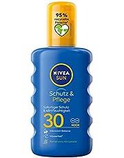NIVEA Sun zonnespray met verbeterde formule, bescherming en verzorging