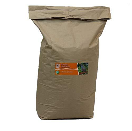 BASU Wachtel-Reifefutter 25 kg - Alleinfutter für Wachteln, Fasane, Perlhühner und Rebhühner