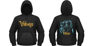 Vallenfyre - Desecration - Hoodie with Zip / Zipper