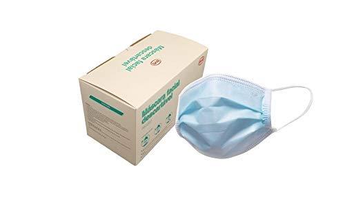 Máscara Facial BYD Descartável Tripla Selada 300 unidades