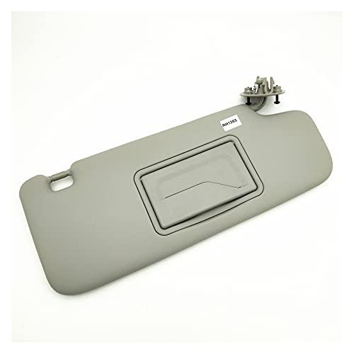 Keep it simple Sombra de Protector Solar con Espejo Asiento DE PASEJERO Derecho para Chevrolet Sonic OEM # 95231265