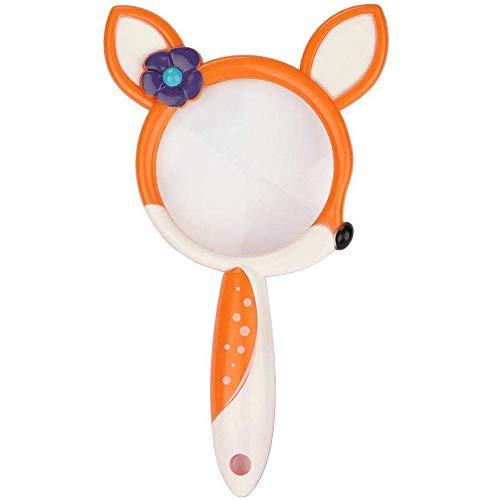 Lupe für Kinder, Cartoon Handlupe Kinder, Kind Sichere Lupe, Vorschule Bildung Spielzeug, Entwicklungsspielzeug Lernspielzeug