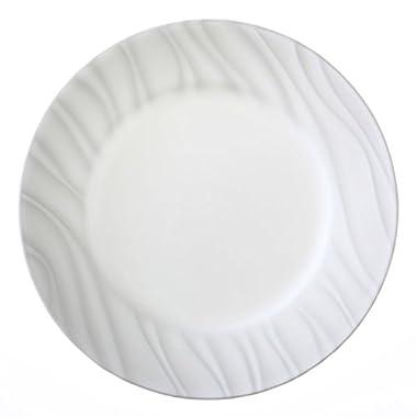 CORELLE Boutique Swept 10-3/4  Dinner Plate