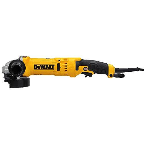 DEWALT Angle Grinder Tool, 4-1/2 to 5-Inch, Trigger Switch (DWE43115N)