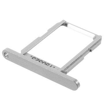 Porta Scheda SIM per Samsung Galaxy S6 - Color Argento