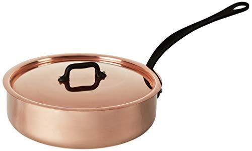 Mauviel M'Heritage M150C Copper Saute Pan...