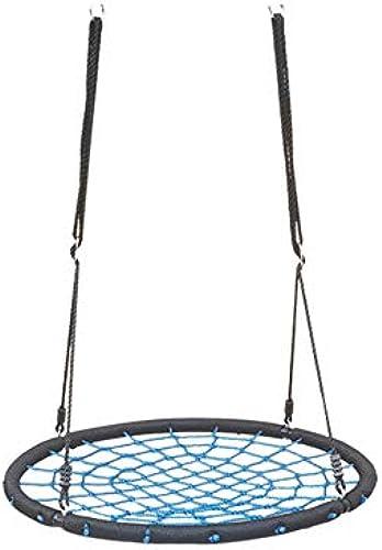 MHO Schaukeln Für Kinder, Outdoor Indoor Garten Einstellbar Seill e Größe Größe Umweltfreundlich Sicherheit Runde Schaukel
