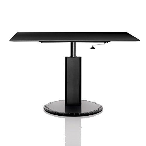 Magis 360° Table mesa rectangular 140 x 90 cm negro
