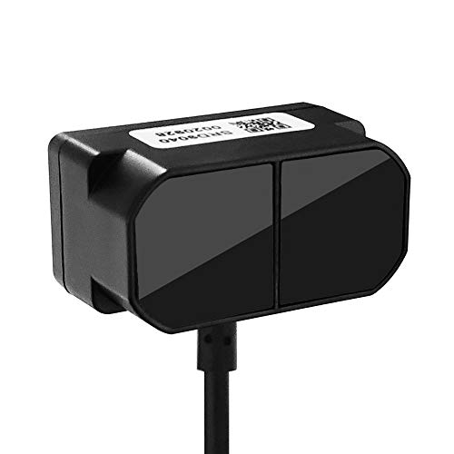 SmartFly info TFmini Plus Lidar Sensor 0.1-12m Measurement Range Distance Single-Point Ranging Module UART / I2C Compatible with Pixhawk,Arduino and Raspberry Pi for Drone/Robot Obstacle Avoidance