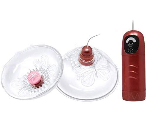 GYLEJWH Elektrische Brust Massager, Brust Vergrößerungs Massagegerät Elektrisches Brustmassagegerät Gesundheit Werkzeuge Für Lifting Und Anti Sagging Massagen