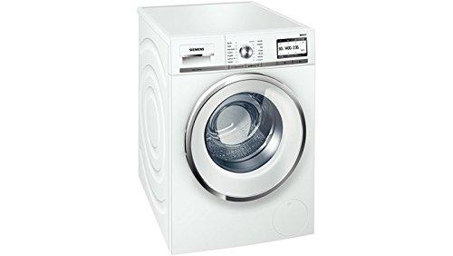 Siemens WM14Y748DN Libera installazione Carica frontale 8kg 1400Giri/min A+++-30% Bianco lavatrice