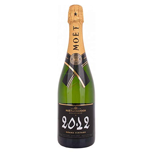 2012 Champagne Moet & Chandon Grand Vintage