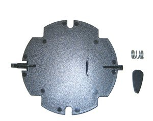 Space-Gard and Aprilaire US4332 Damper Assembly Aprilaire No.4332