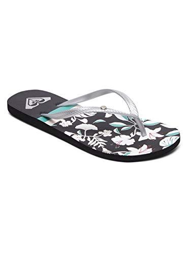 Roxy Bermuda Print, Zapatos de Playa y Piscina para Mujer