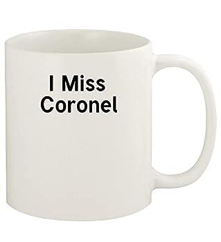 I Miss Coronel - 11oz Ceramic White Coffee Mug