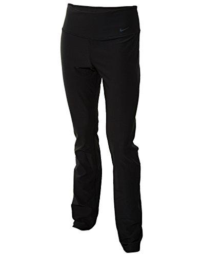 Nike Damen Sporthose Lang Legend Skinny Pants Hose, Black/Cool Grey, S