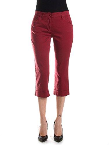 Carrera Jeans - Pantalone per Donna, Tinta Unita, Tessuto Gabardina IT 44