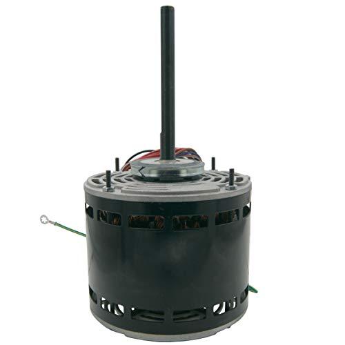 Supplying Demand W51-13BJA3-02 HVAC Blower Fan Motor 1/3 HP 1 Phase 3 Speed 208/230V 1075 RPM