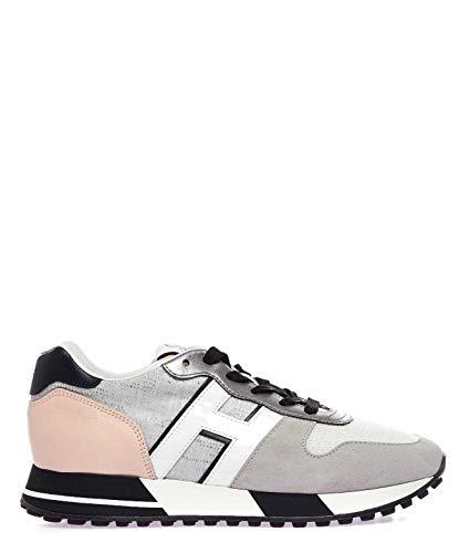 Hogan Luxury Fashion Damen HXW3830CR00NCK0RSG Grau Sneakers |
