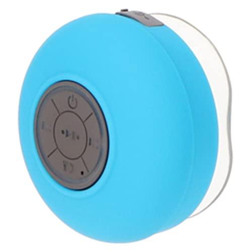 Shower Speaker LED Light UP Wireless