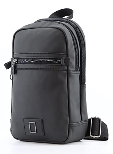 FRABER Mochila Lateral National Geographic Slope Negro