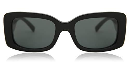 Versace 0VE4377 Gafas, BLACK/GREY, 52/19/140 Eyewear