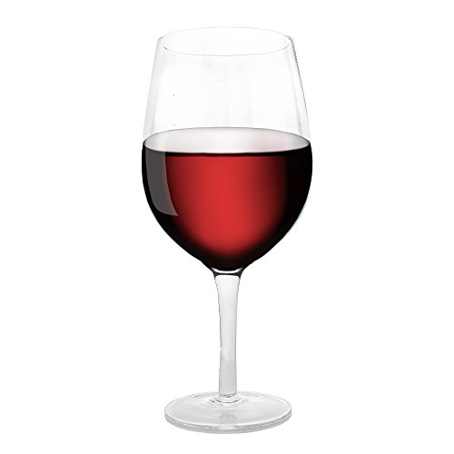 Kovot Giant Wine Glass Holds a Whole Bottle of Wine, 27 oz/800ml, X-Large (1)