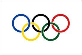 BANDERA JUEGOS OLIMPICOS 150cm x 90cm Brasil 2016