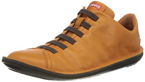 CAMPER Mens Beetle Sneaker, Medium Orange, 47 EU