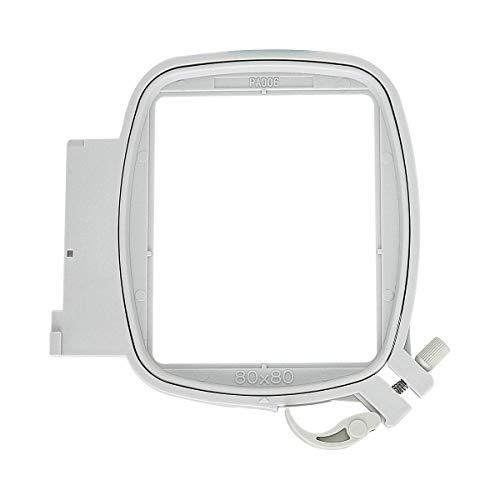 Sew Tech #821006096 Creative Petite Square Hoop for Pfaff Creative Sensation Vision Pro II 5.5 5.0 4.5 4.0 3.0 2.0 1.5 Performance Viking Designer Diamond etc, 3x3 inch (80x80 mm) Hoops
