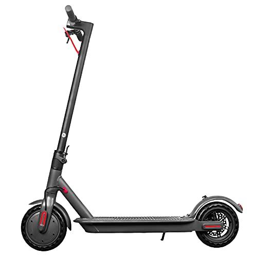 HST 8,5 Zoll Smart Elektroroller mit App-Steuerung E-Scooter E-Scooter Elektroroller 350W | 36V 7.8AH Batterie | 25-30 km 25 km /h