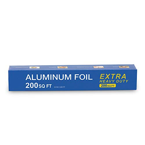 Super Extra Heavy Duty Aluminum Foil
