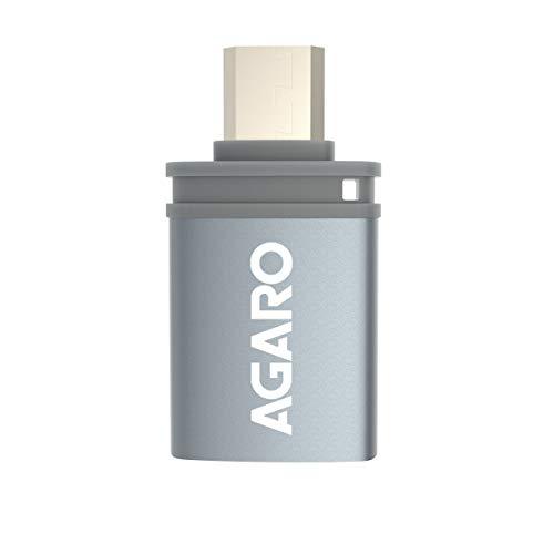 AGARO - 33282 USB 3.0 to Micro OTG Adapter