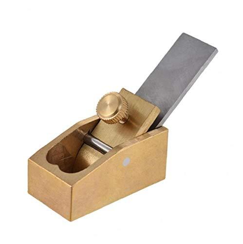 xuew Konvex gekrümmte Sohle Holzverarbeitung Flugzeug Cutter Messing Luthier Werkzeug für Violine Viola Cello Holzinstrument