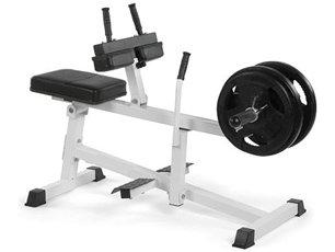 Bad Company Wadenmaschine I Fitnessgerät für das Wadentraining I BCA-06