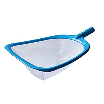 ATIE Pool Spa Leaf Skimmer Net with White Ultra Fine Mesh Great for Removing Leaves & Debris in In-Ground Pool Spa and Above Ground Pool Inflatable Pool Hot Tub and Fountain